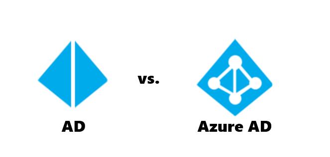 AD vs Azure AD