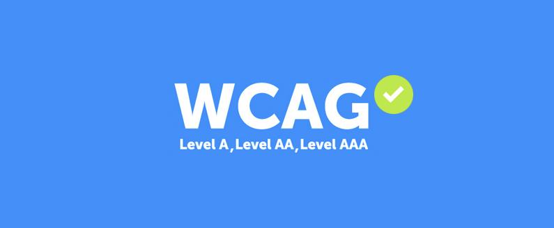 WCAG 2.0 Compliance
